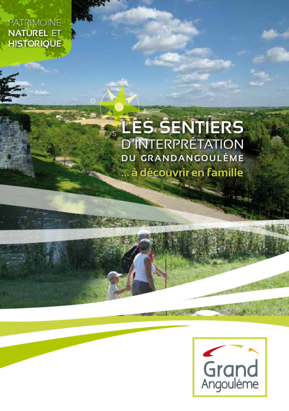 Livret sentiers d'interprétation