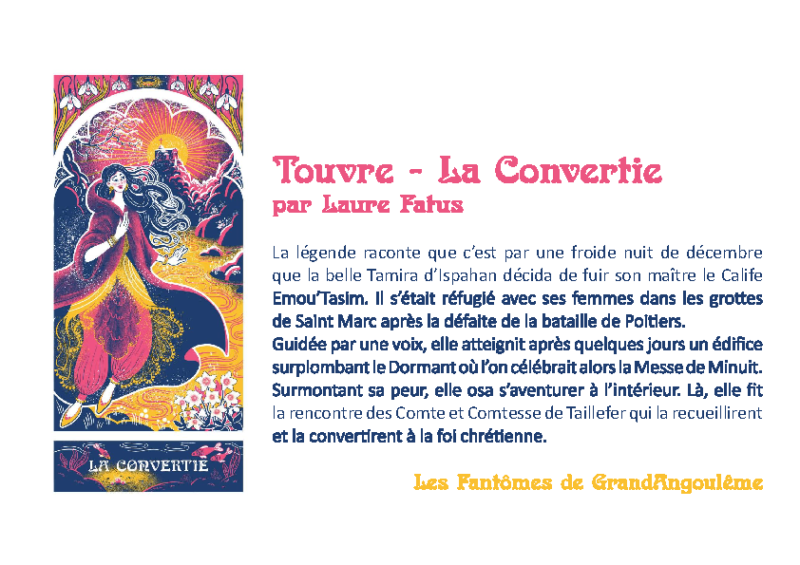 Carte Touvre